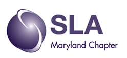 SLA (Special Library Association) Maryland Chapter logo